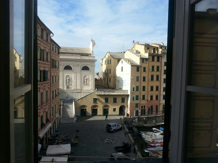 Appartamento in affitto a Camogli, 9999 locali, zona Località: CAMOGLI, prezzo € 2.400 | Cambio Casa.it