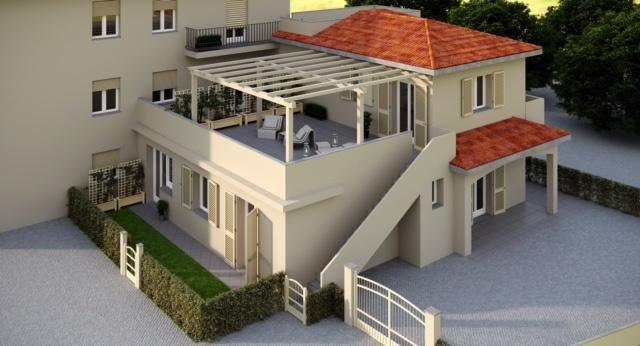 Appartamento in vendita a Lucca, 3 locali, prezzo € 175.000 | CambioCasa.it