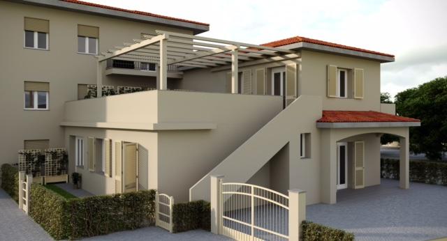 Appartamento in vendita a Lucca, 3 locali, prezzo € 180.000   CambioCasa.it
