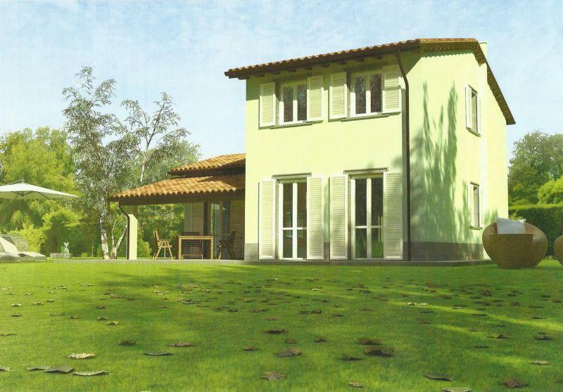 Villa in vendita a Lucca, 5 locali, prezzo € 390.000 | CambioCasa.it