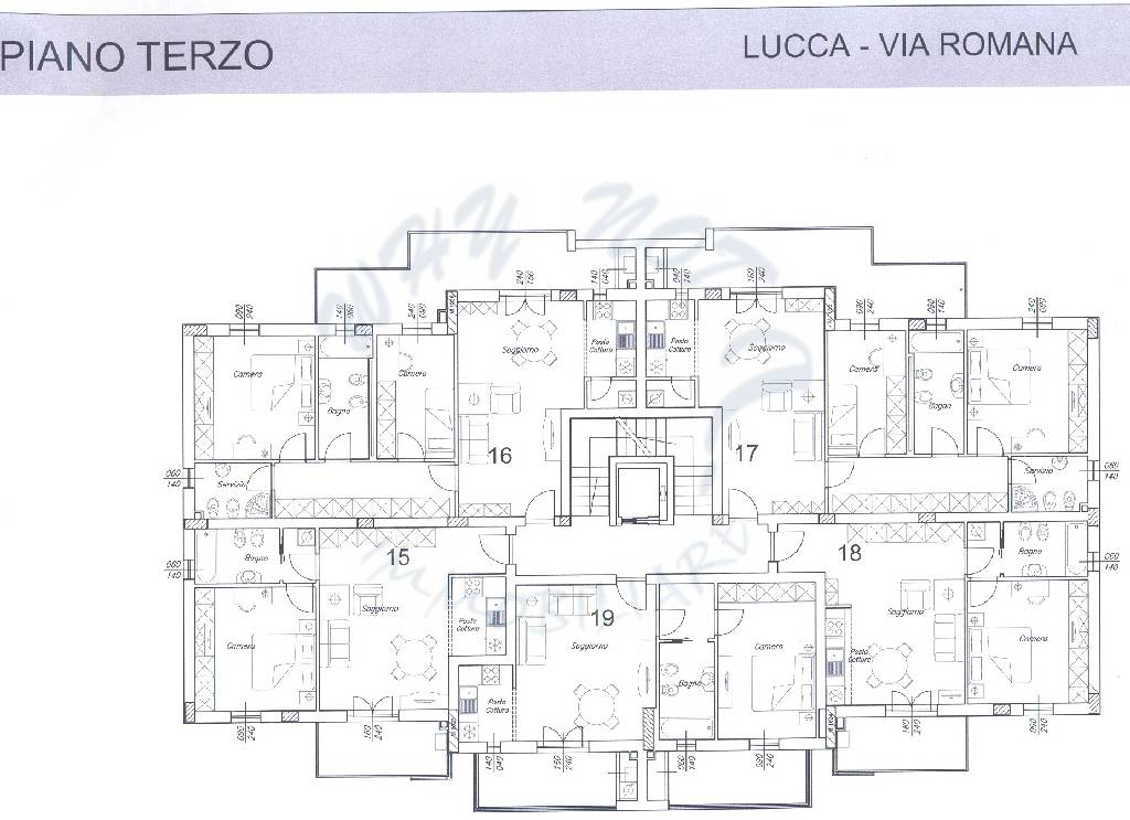 Vendita  bilocale Lucca  1 130203
