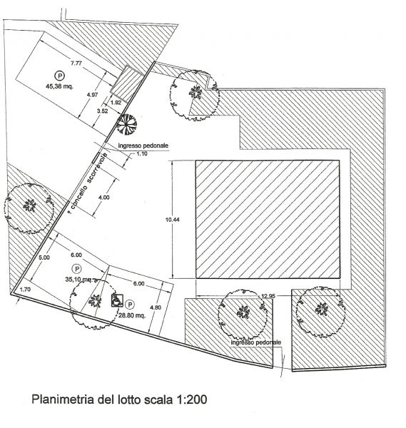 Vendita  bilocale Lucca  1 614062