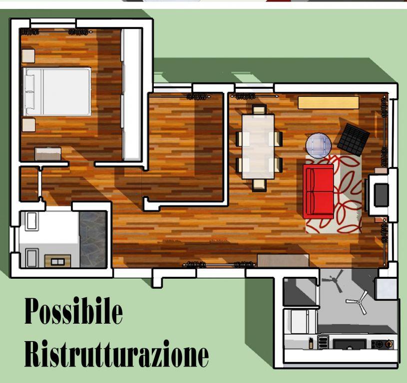 Appartamento in vendita a Lucca, 4 locali, Trattative riservate | CambioCasa.it