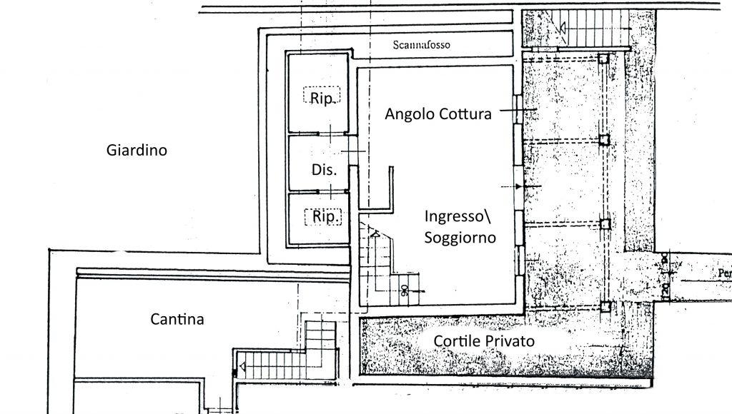 Vendita  bilocale Lucca  1 705981