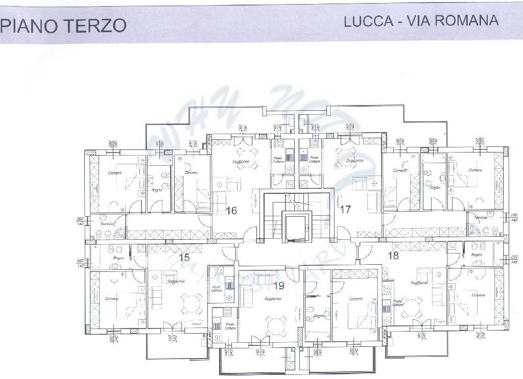 Vendita  bilocale Lucca  1 746461