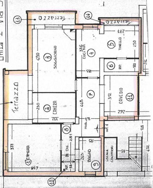 Appartamento LUCCA 01331/1