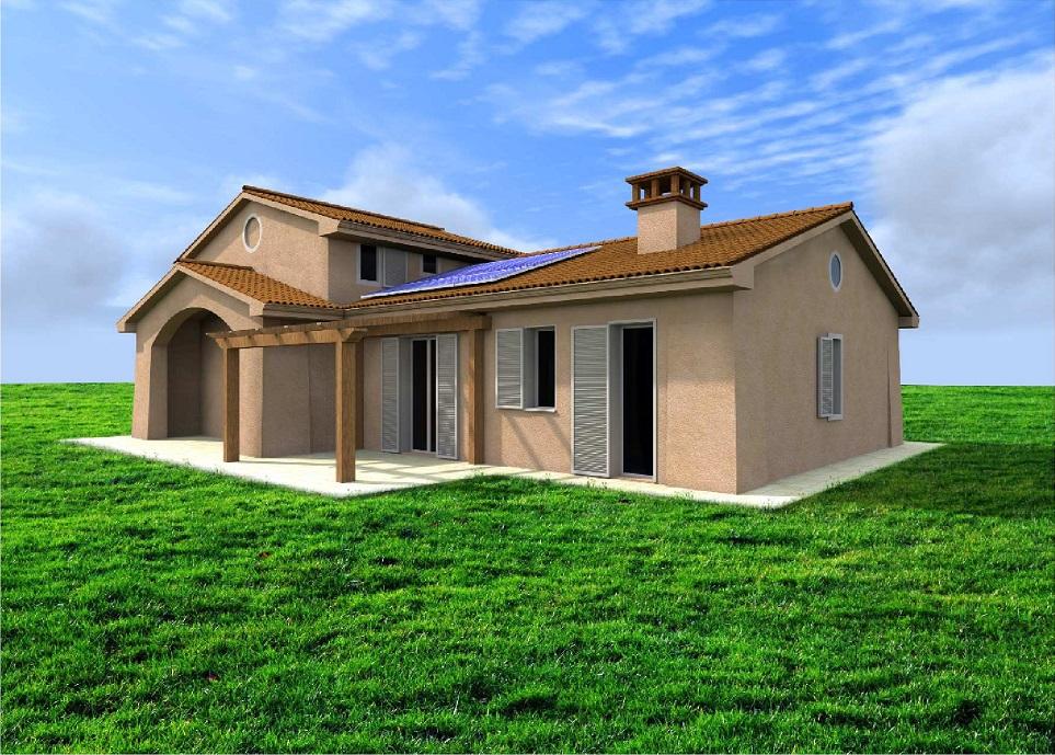 Villa singola in vendita a capannori agenzie immobiliari for Piani immobiliari