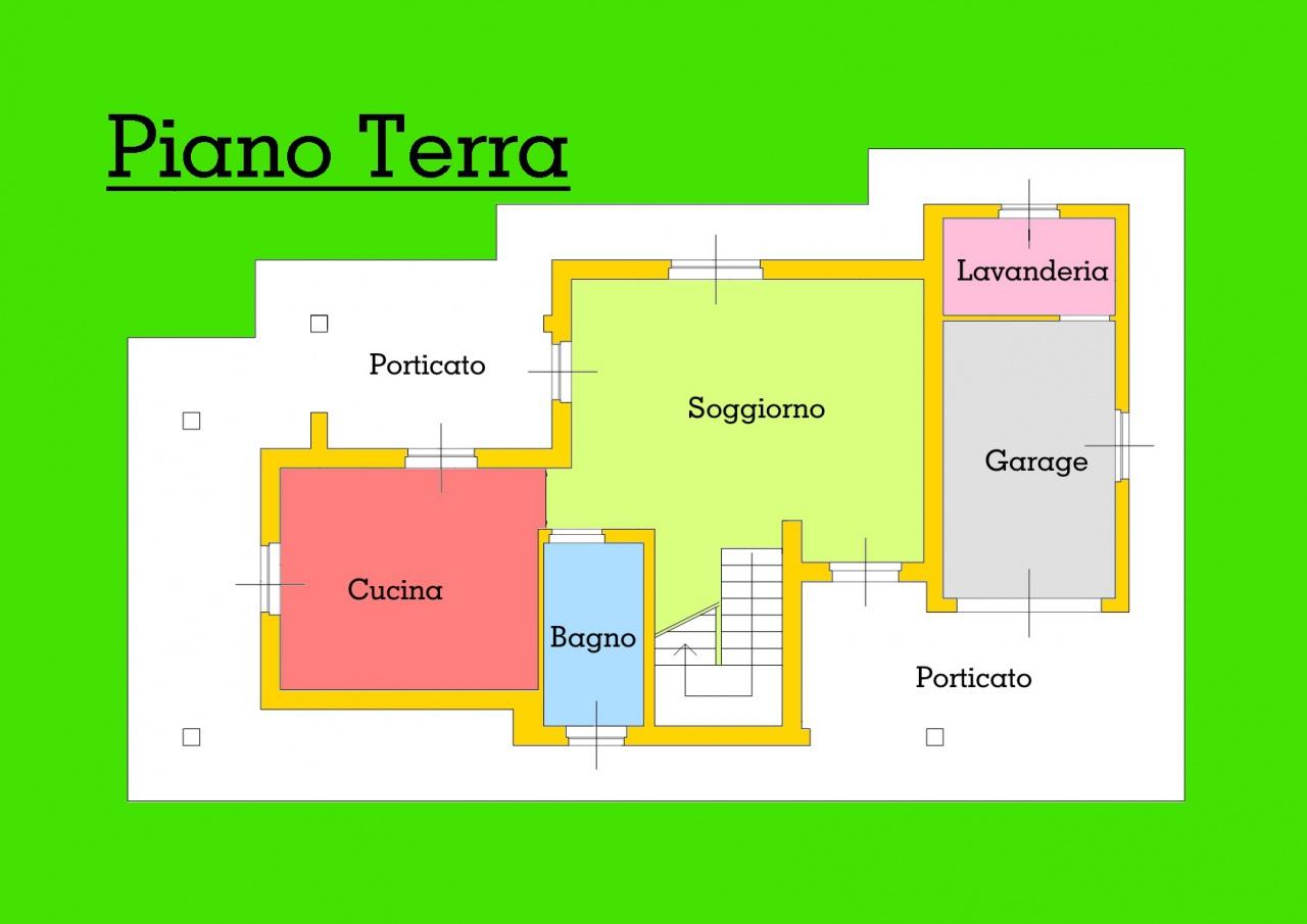 Villa singola in vendita a capannori agenzie immobiliari for Progettista del piano terra del garage