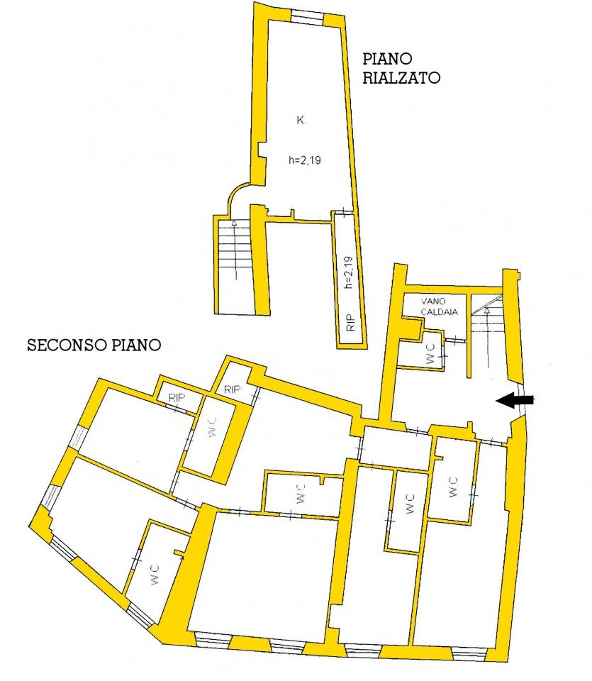 Appartamento, Centro, Vendita - Lucca