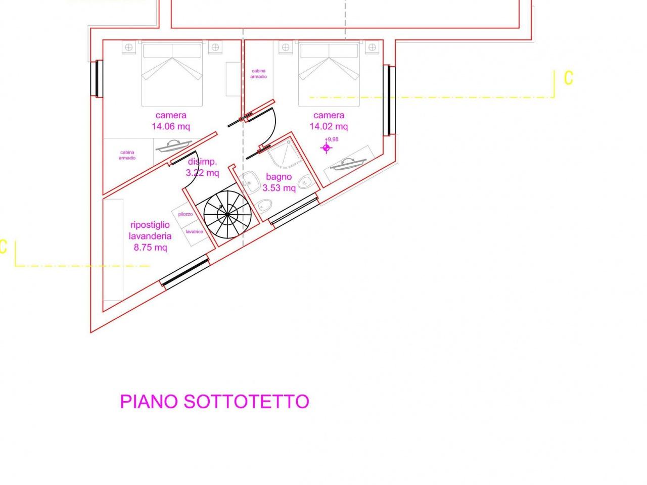 Appartamento LUCCA 02007/1