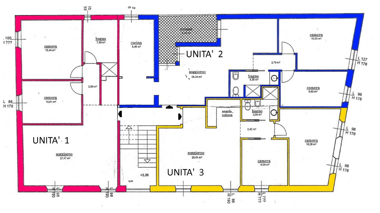 Appartamento LUCCA 02128/2