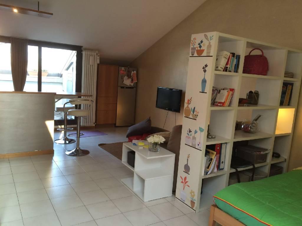 Appartamento in affitto a Bergamo, 1 locali, zona Località: CENTRALE, prezzo € 550 | Cambio Casa.it