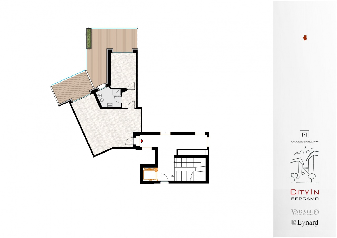 bergamo vendita quart:  eynard-immobiliare-srl