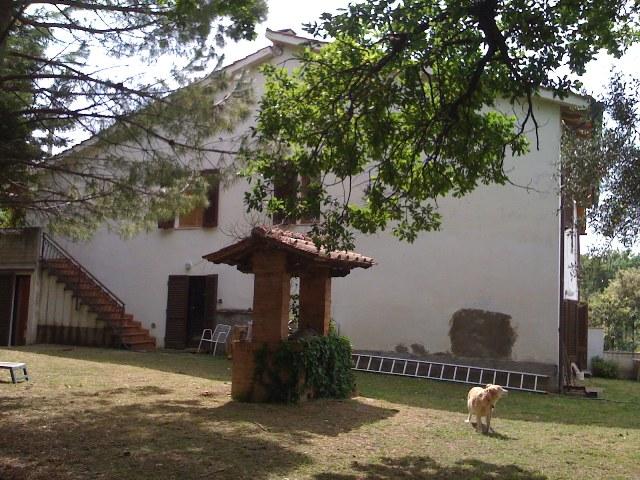 ville San gimignano