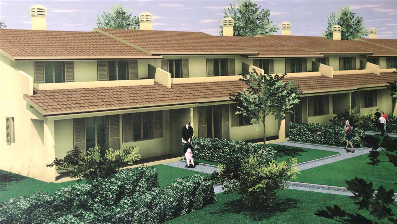 Villa a Schiera in Vendita a San Giorgio Piacentino