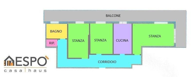 Appartamento, VIALE TRIESTE, Vendita - Bolzano (Bolzano)