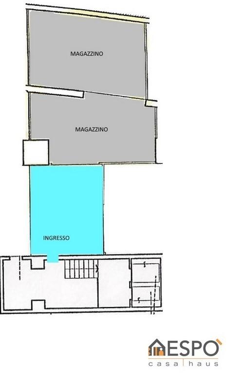 Magazzino - capannone in vendita Rif. 4771576