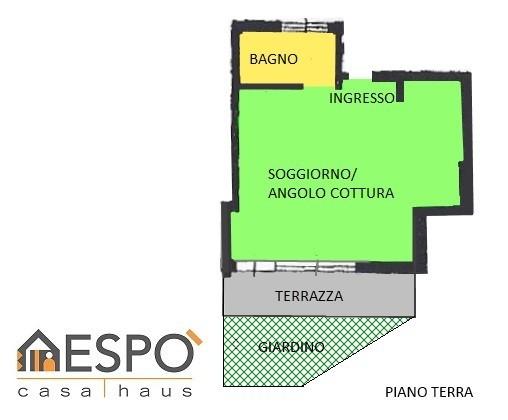 Appartamento in vendita a Ronzone, 3 locali, prezzo € 140.000 | Cambio Casa.it