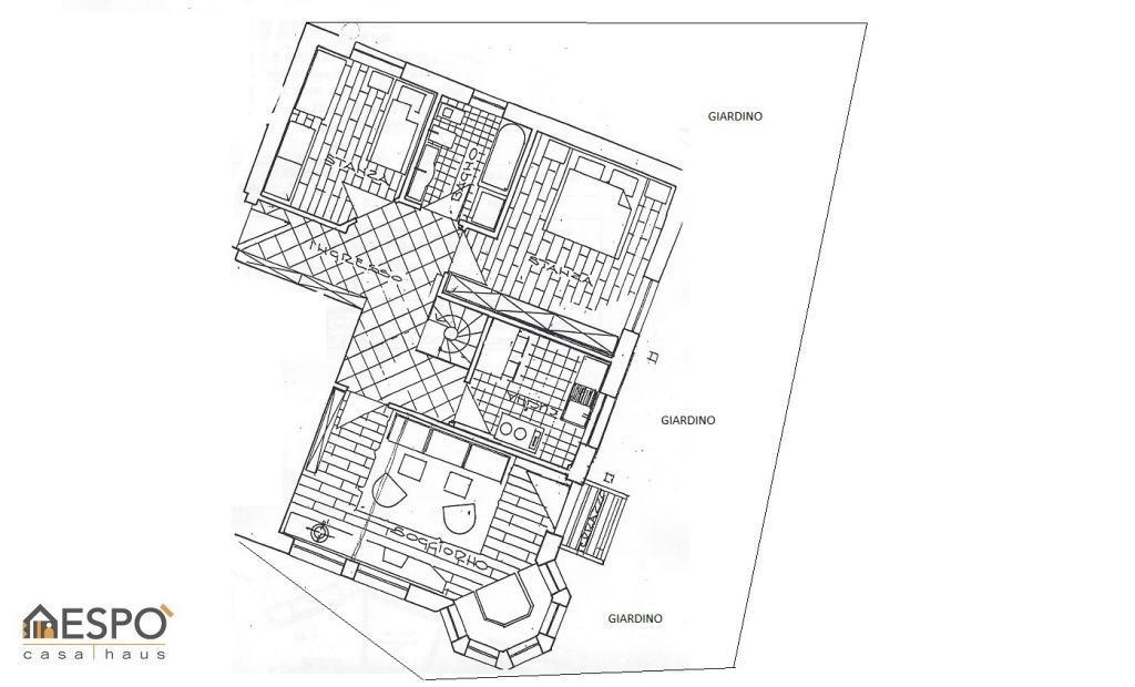 Appartamento in ottime condizioni in vendita Rif. 11130548