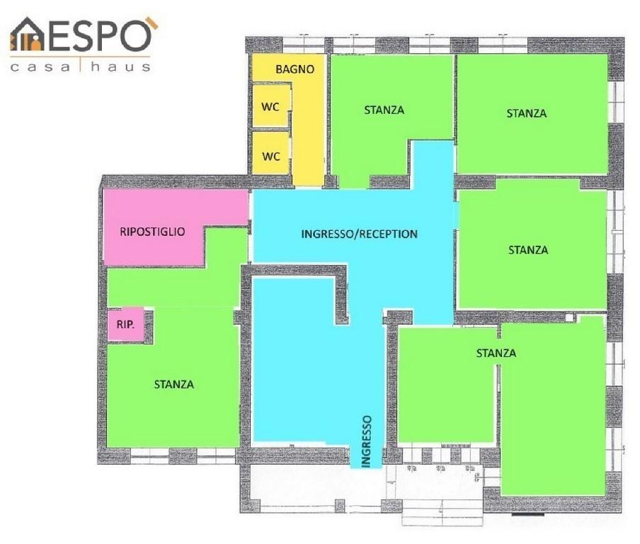 Ufficio / Studio in affitto a Bolzano, 5 locali, prezzo € 1.800 | CambioCasa.it