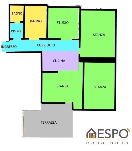 Appartamento in vendita Rif. 4771647