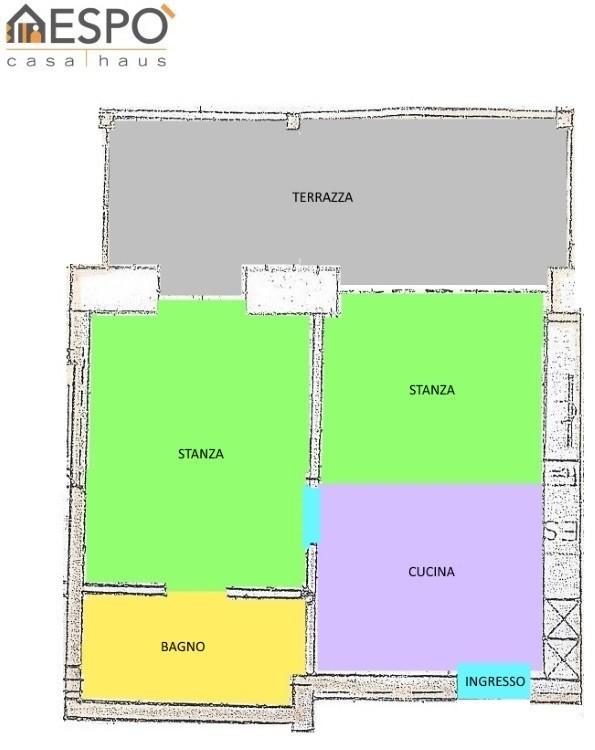 Appartamento in vendita a Trodena, 2 locali, prezzo € 160.000 | CambioCasa.it