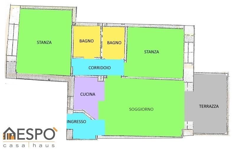 Appartamento in vendita a Trodena, 3 locali, prezzo € 195.000 | CambioCasa.it