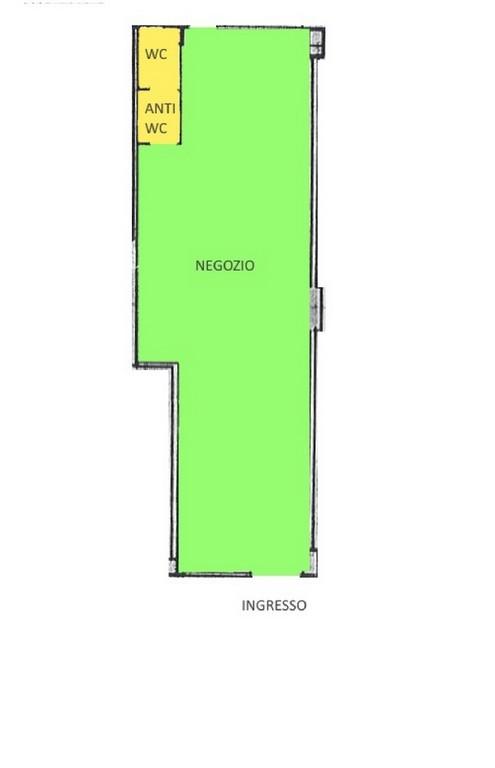 Negozio / Locale in vendita a Bolzano, 1 locali, zona Località: EUROPA, prezzo € 240.000 | Cambio Casa.it