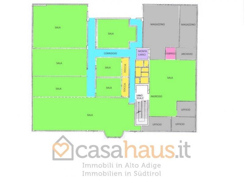 Magazzino in vendita a Bolzano, 9999 locali, zona Località: ZONA INDUSTRIALE, prezzo € 750.000 | Cambio Casa.it