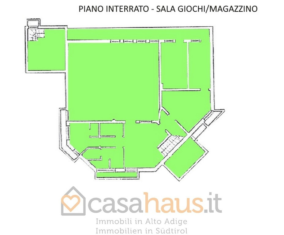 Stabile / Palazzo ristrutturato in vendita Rif. 7458075