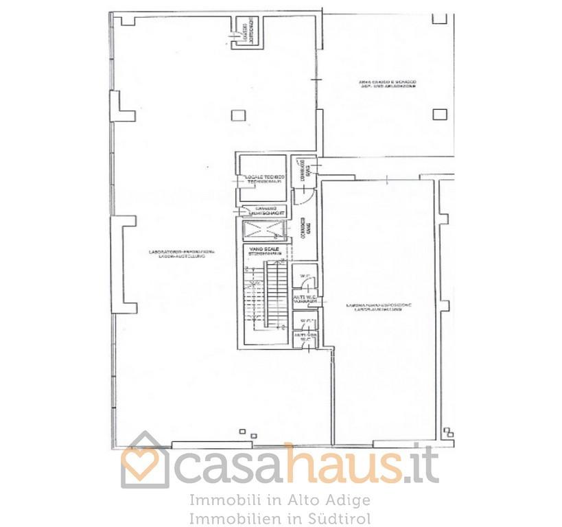 Magazzino in vendita a Bolzano, 9999 locali, zona Località: ZONA INDUSTRIALE, Trattative riservate | Cambio Casa.it