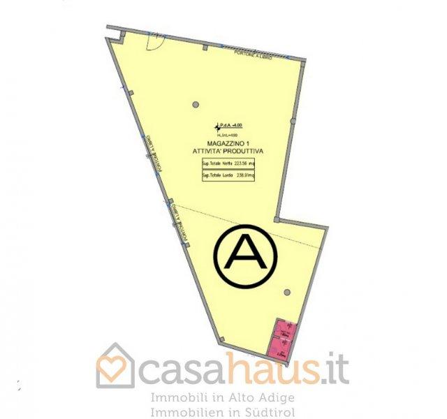 Capannone in affitto a Laives, 9999 locali, zona Località: GENERICA, Trattative riservate | Cambio Casa.it