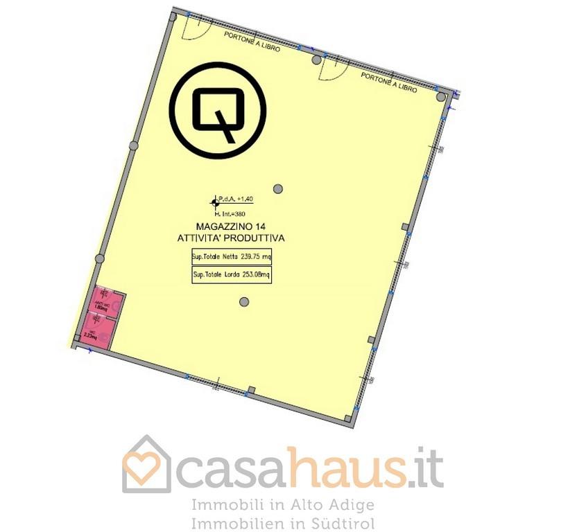 Magazzino - capannone in vendita Rif. 9313083