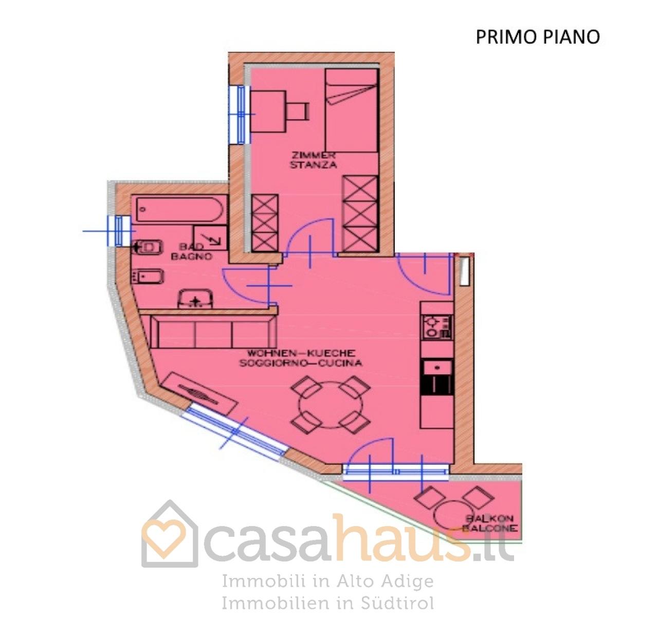 Appartamento in vendita Rif. 4771621