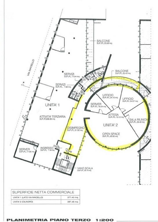 Ufficio / Studio in affitto a Bolzano, 9999 locali, Trattative riservate | CambioCasa.it