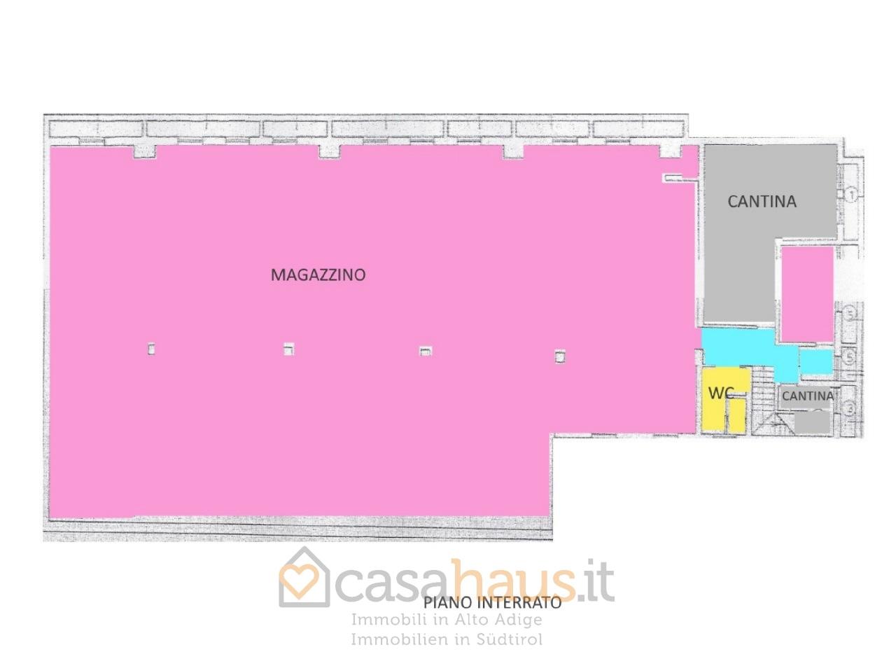 Magazzino in vendita a Bolzano, 4 locali, prezzo € 400.000 | CambioCasa.it