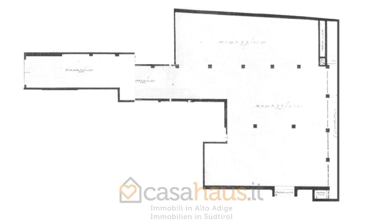 Magazzino - capannone in vendita Rif. 10963825