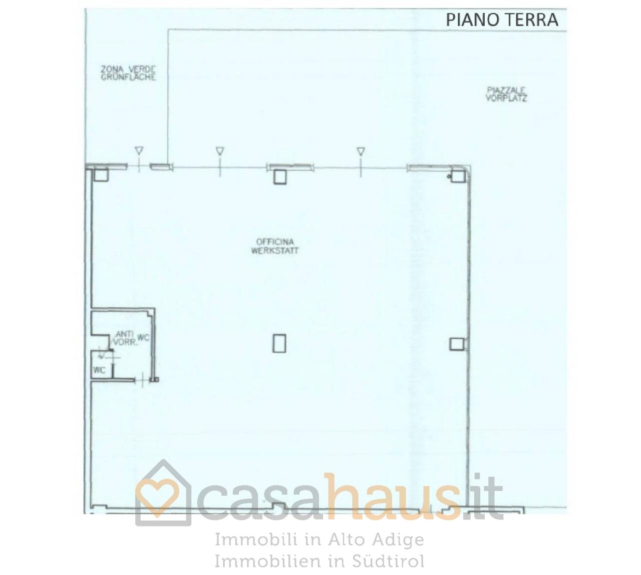 Magazzino - capannone in buone condizioni in affitto Rif. 11032868