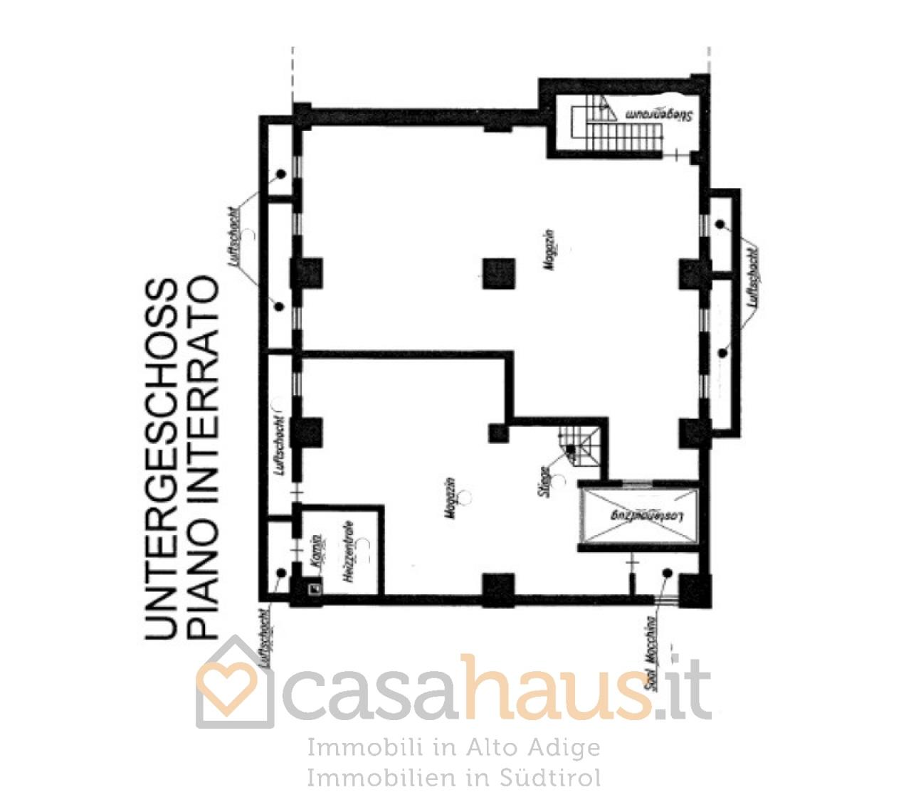 Magazzino - capannone in buone condizioni in vendita Rif. 5881245