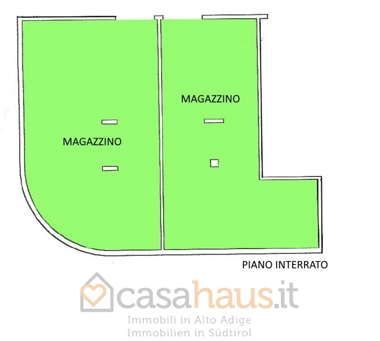 Magazzino in vendita a Merano, 2 locali, prezzo € 290.000 | PortaleAgenzieImmobiliari.it