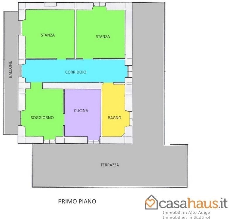 Appartamento in vendita a Laives, 3 locali, prezzo € 338.000 | PortaleAgenzieImmobiliari.it
