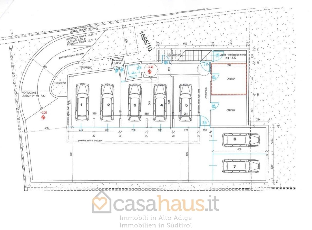 Appartamento quadrilocale in vendita a Merano (BZ)