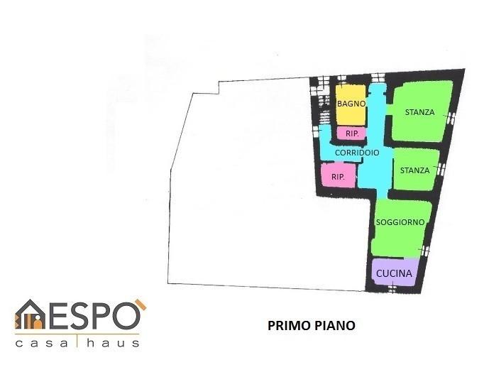 Rustico / Casale in vendita a Ronzone, 1 locali, prezzo € 450.000 | CambioCasa.it