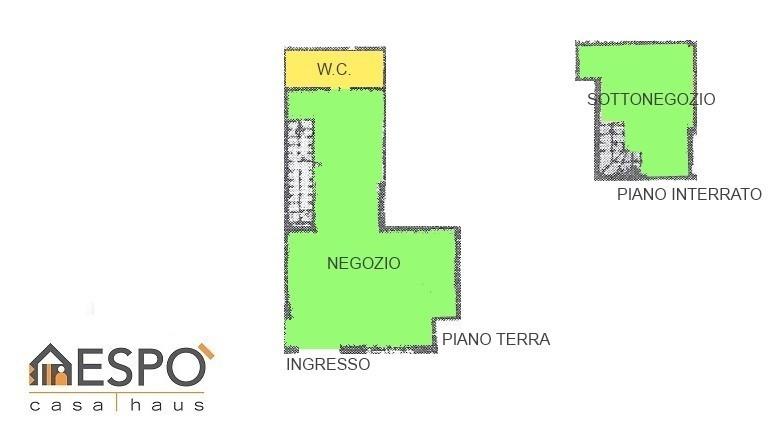 Negozio / Locale in vendita a Merano, 2 locali, Trattative riservate | CambioCasa.it