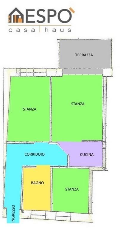 Appartamento in vendita a Trodena, 3 locali, prezzo € 220.000 | CambioCasa.it