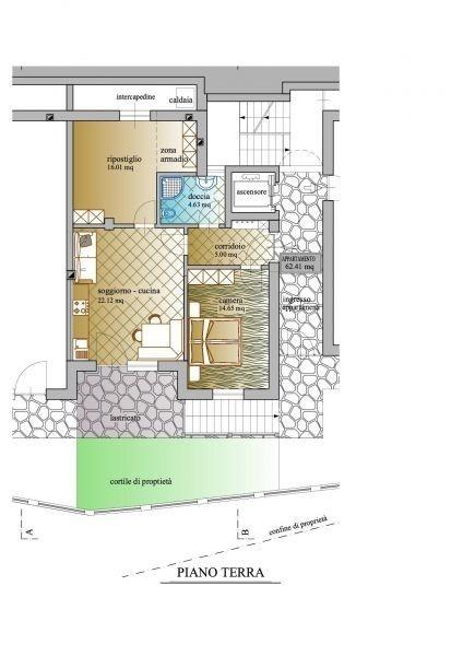 Appartamento in vendita a Santa Cristina Valgardena, 3 locali, prezzo € 425.000 | PortaleAgenzieImmobiliari.it