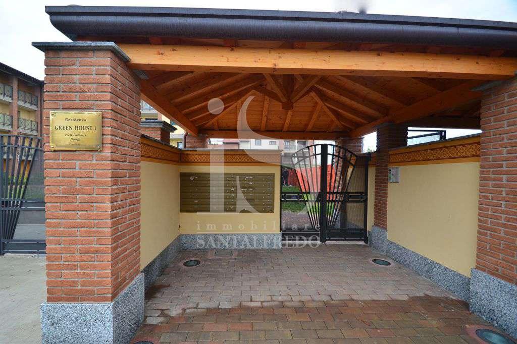 Bilocale Ornago Via Borsellino 4