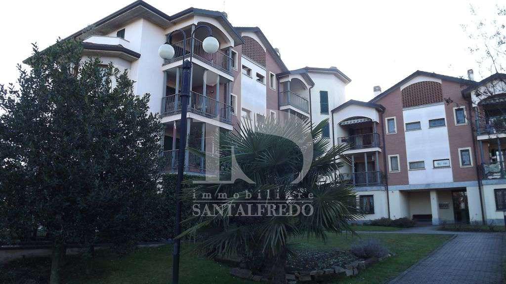 Bilocale Ornago Via Borsellino 1