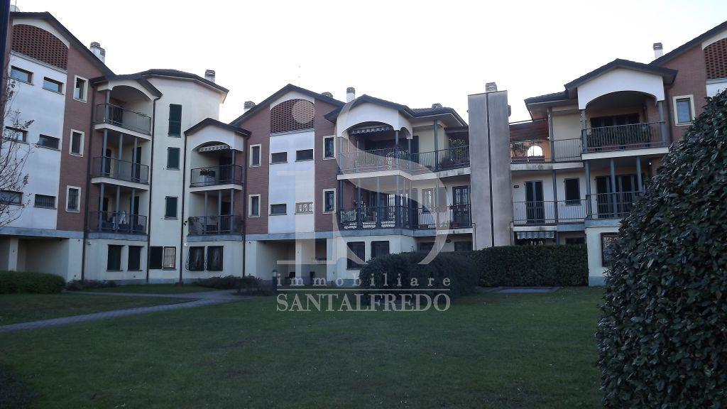 Bilocale Ornago Via Borsellino 11