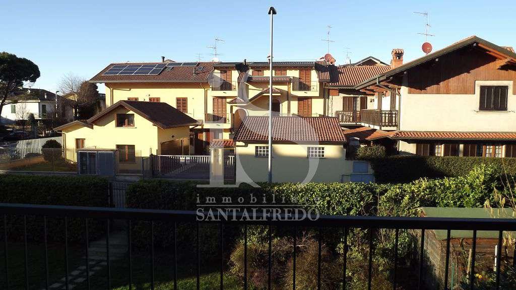 Bilocale Ornago Via Borsellino 13